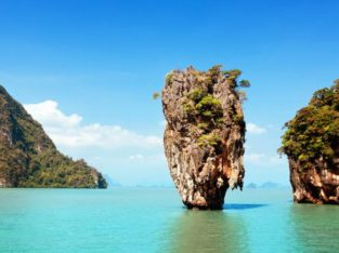 Destination Phuket city