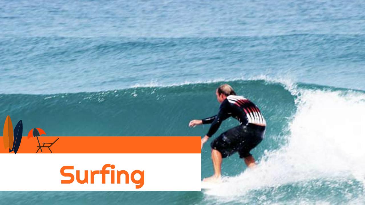 TT Surfing